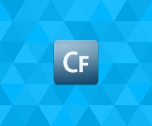 ColdFusion Logo